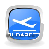 Departures - Budapest Airport